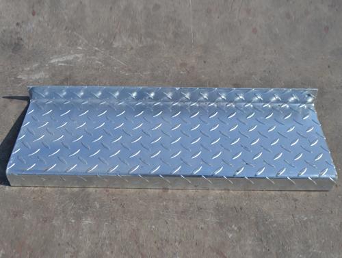 Bent Footboard